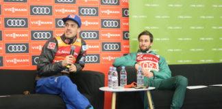 Andreas Stjernen, Markus Eisenbichler